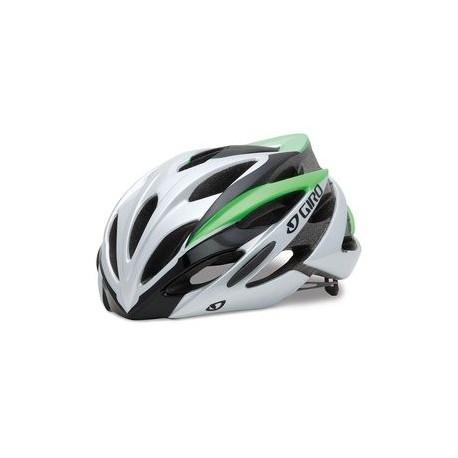 GIRO casque savant vert/argent