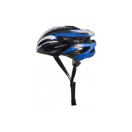 BELL casque array bleu/blanc