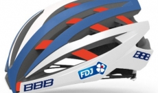 BBB CASQUE ROUTE ICARUS FDJ 2015